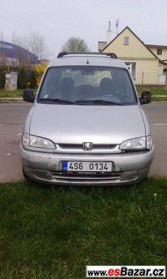 Peugeot Partner 1,9 D