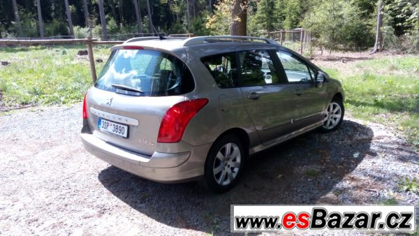 Peugeot 308 SW 5/2011, 1.6HDi