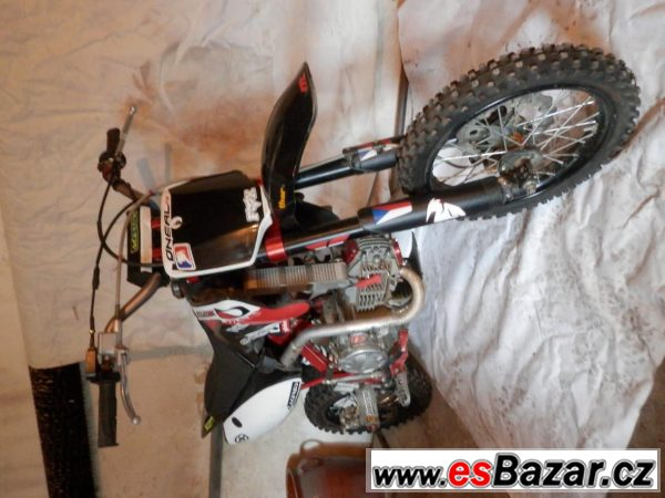 Pitbike Champs TTR 160ccm