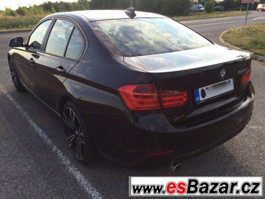 Přenechání úvěru BMW 320d, 135 KW, r.v. 2013, kola 19