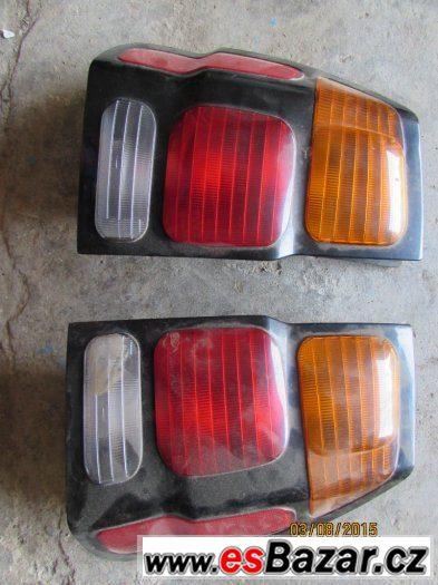 ND na Mitsubishi Pajero Sport  2.5Tdi r.v2001