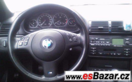 Koupim M volant do BMW E46