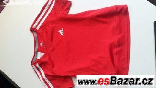 Suprové triko Adidas,104/110