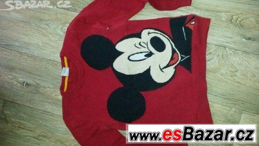 Svetr Disney,5let