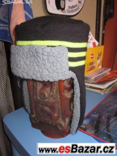 Zimní čepice Adidas,oboustranná
