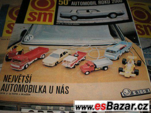 Koupím stará autíčka,hračky,autíčka na kabelové ovládání