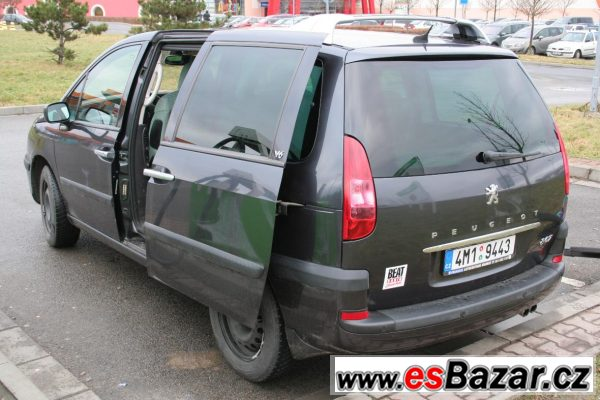 Peugeot 807 3.0 V6 automat