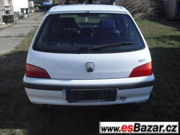 Peugeot 106, 1.5D, 5dv.