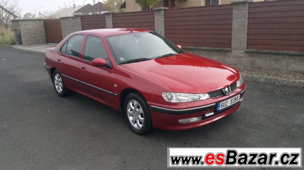Peugeot 406 2.0hdi 80kW