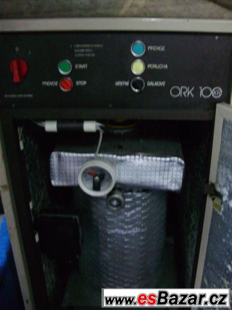 ORK 100 plynový kotel 100kW