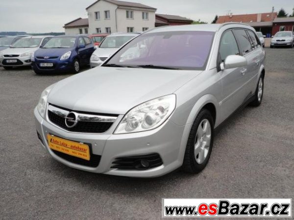Opel Vectra, Caravan 1.9 CDTi - 110kW, NAVI, kombi