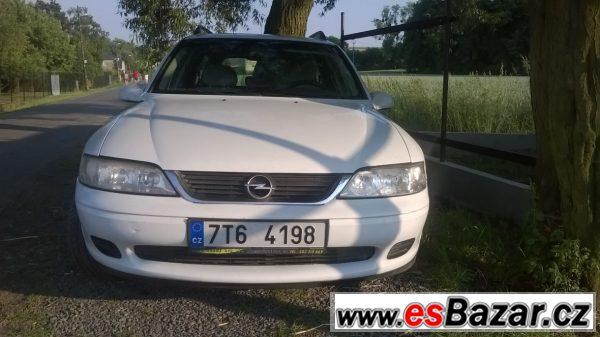 Opel Vectra B 1.8 16V 85kW