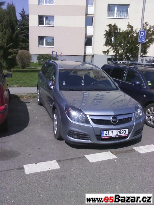 Opel Vectra  facelift 2008