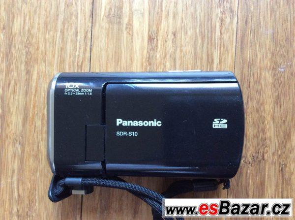 Outdoorová kamera Panasonic