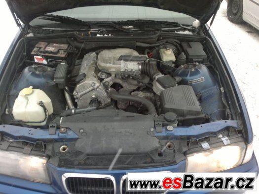 BMW e36 M43B16, M43B18 díly