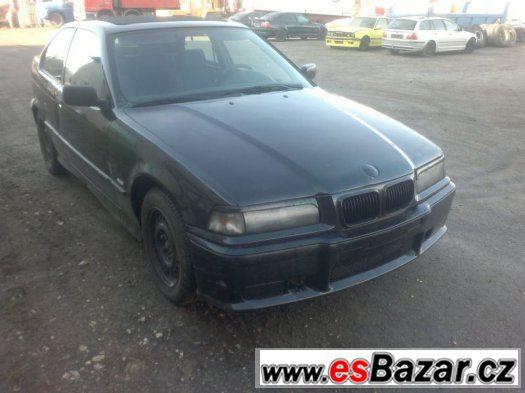 BMW e36 316i Compact 1997