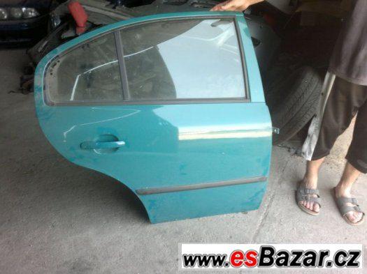 PZ dveře Škoda Octavia
