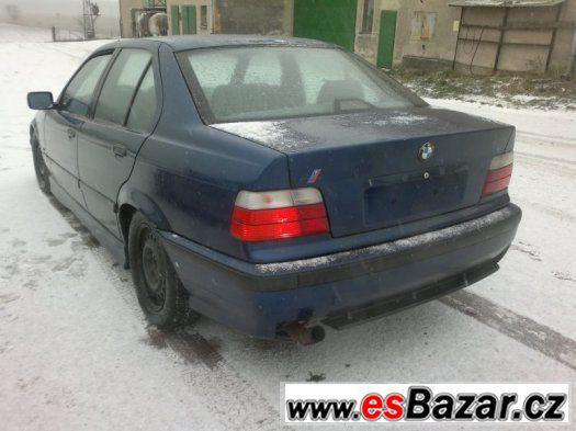 BMW e36 316i sedan M-Packet full