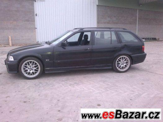 BMW e36 323i Touring 1998 na ND