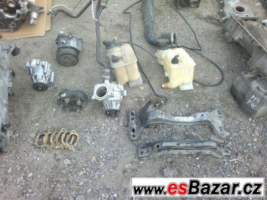BMW e36 S50B30 3,0 M3 díly motoru