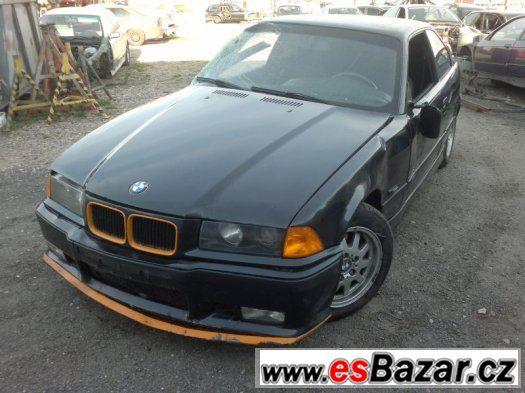 BMW e36 323i Vanos coupe