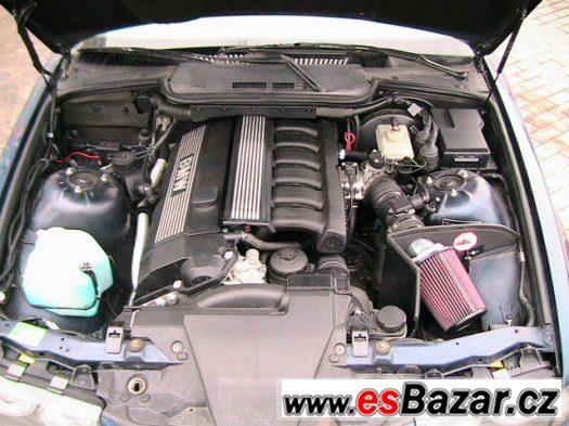 BMW e36 328i díly z motoru