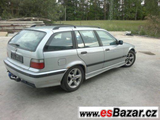 BMW e36 316i Touring 1997 Arctis