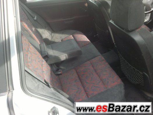BMW e36 Touring Clubsport interiér