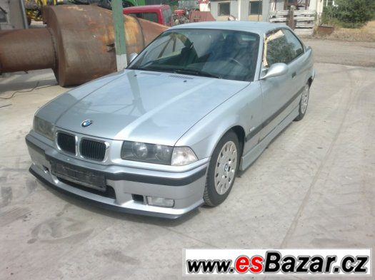 BMW e36 316i full M-Packet + doplňky Schnitzer