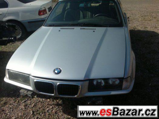 BMW e36 coupe kapota