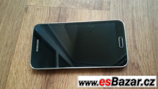 Samsung Galaxy S5 top stav,záruka  za?