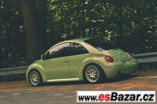 VW NEW BEETLE 1.9 TDI 160hp