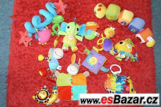 Hračky pro miminko