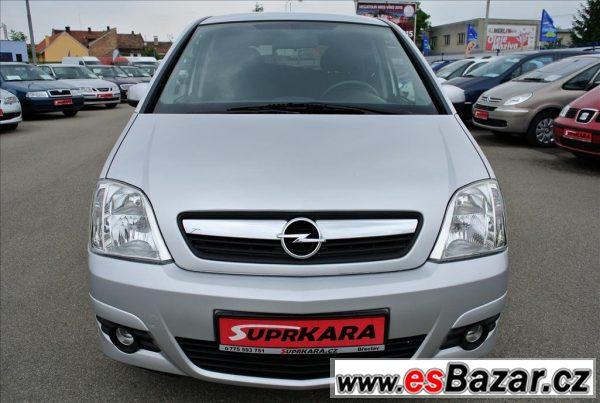 Opel Meriva, 1.6 16V LPG KLIMA*ALU*PLNÁ SERVISNÍ