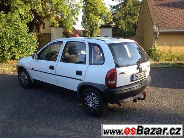 Opel Corsa 1,2 Eko 37kW top