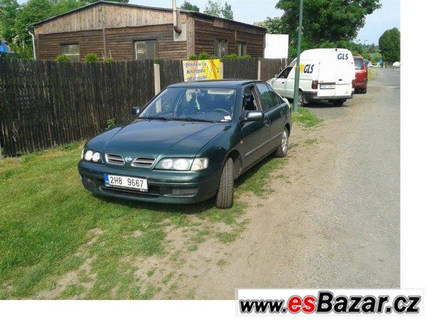 Nissan primera 1.6 16V, bez EKO