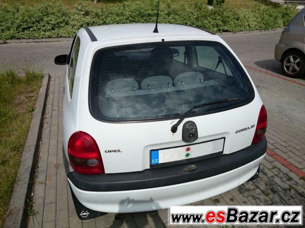 Opel Corsa 1.0 EcoTec 40kW benzin