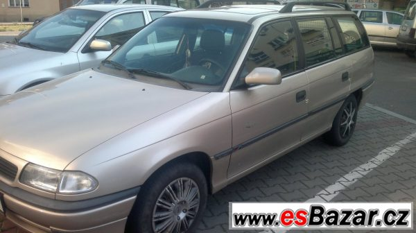Opel Astra Combi 1.6