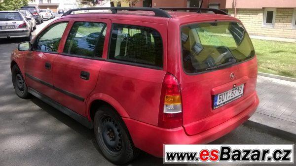 Opel Astra G combi 1.6, 55kW