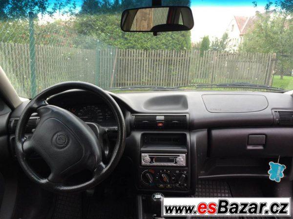 Opel Astra F, 1.6 16V