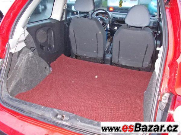 Nissan Micra 1.2 Van