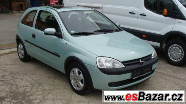 Opel Corsa, 1.2 AUTOMAT, hatchback, benzín