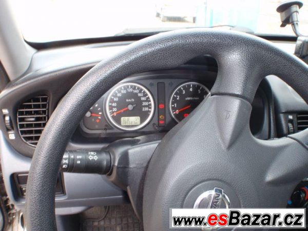 Nissan Almera Prodej