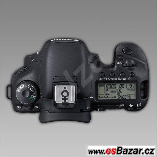 Nový Canon EOS 7D