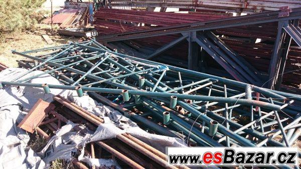 Ocelové příhradové konstrukce monto