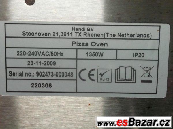 Ohřívač na pizzu