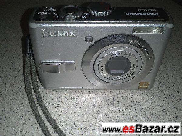 Panasonic Lumix-DMC-LS60