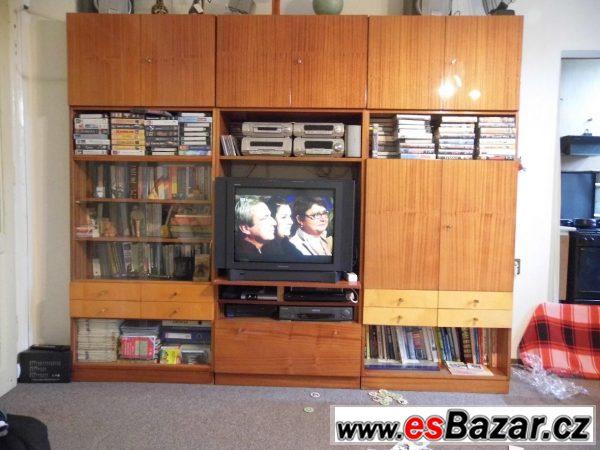 Obývací nábytková stěna