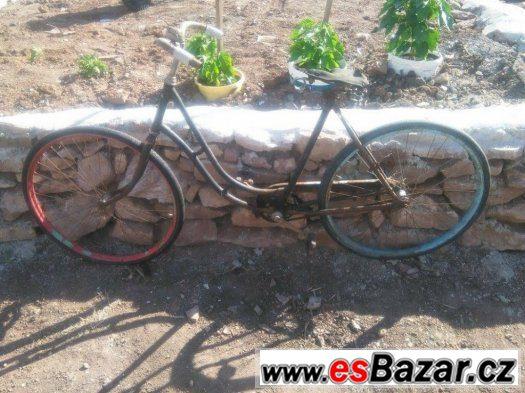 Historické kolo,bicikl