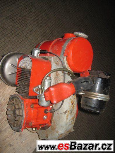 MF-70 motor - uloženka